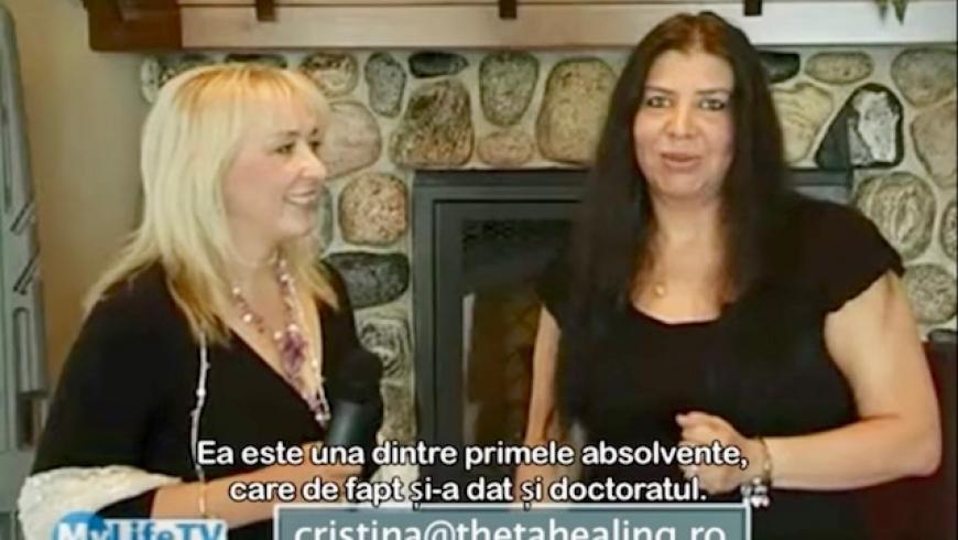 ThetaHealing cu Cristina Hlusak si Vianna Stibal (Video)