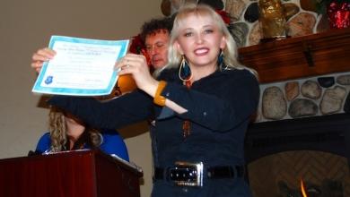 Calatoria ThetaHealing cu Cristina Hlusak si Vianna Stibal (Video)