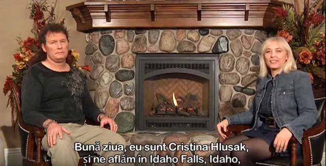 Interviu cu Guy Stibal realizat de Cristina Hlusak (Video)