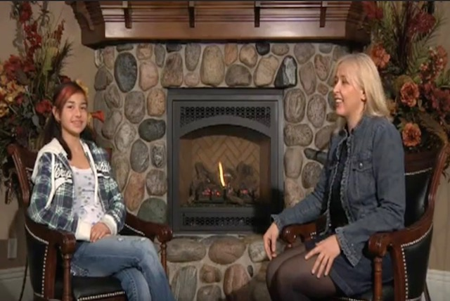 ThetaHealing Testimonial Interview by Cristina Hlusak (Video)
