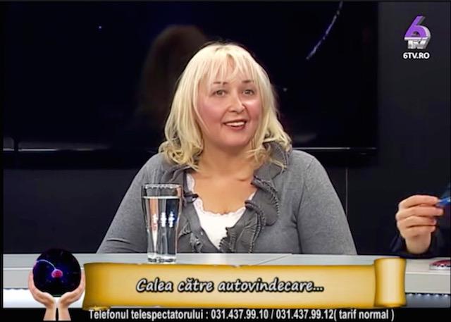 Puterile secrete cu Cristina Hlusak la TV6 (Video)