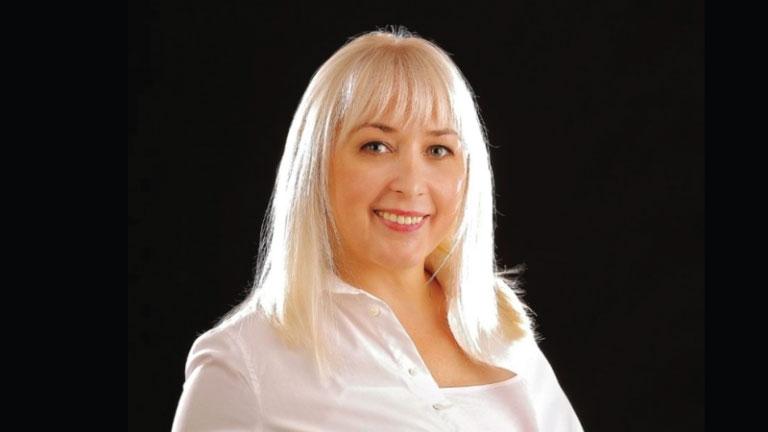 Cristina Hlusak - Theta Healing theacher