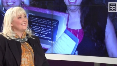 ThetaHealing la Canal 33 cu Cristina Hlusak (Video)