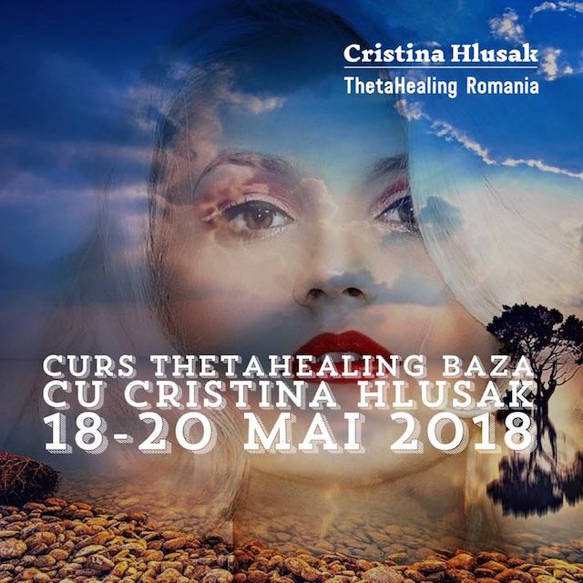 CURS THETAHEALING BAZA, 18-20 MAI 2018 – PRET PROMOTIONAL