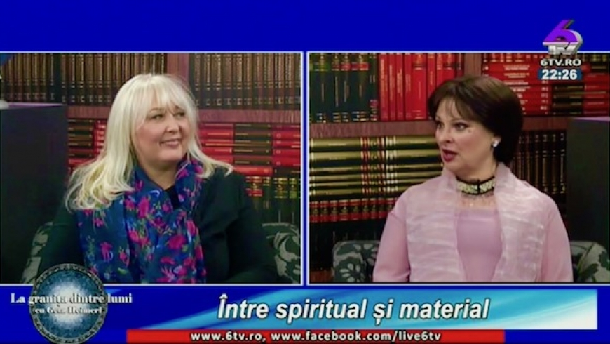 La Granita dintre Lumi cu Cristina Hlusak (Video)