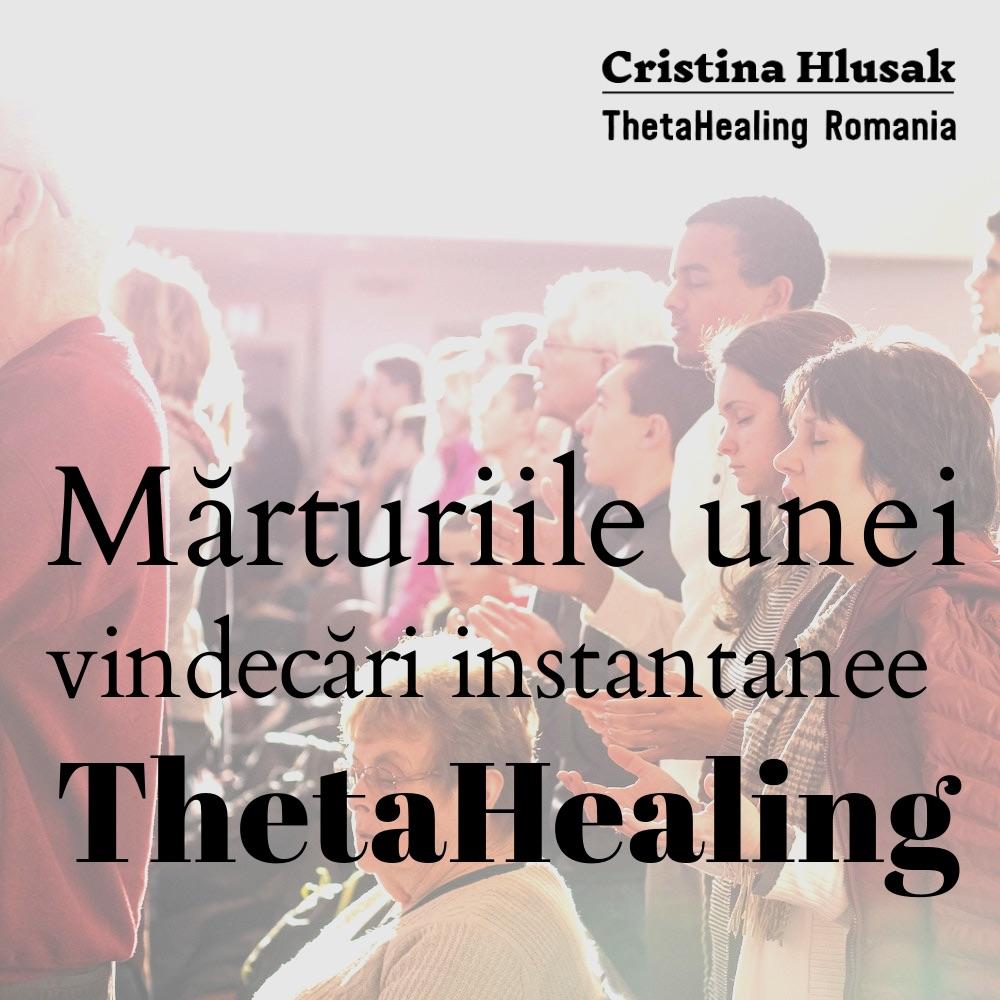 Miracolele unei vindecari instantanee (Video)