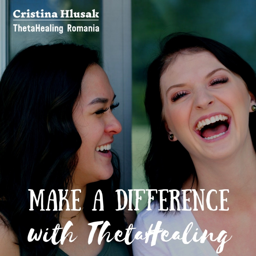 How Can You Make a Difference with ThetaHealing? By Starting Small