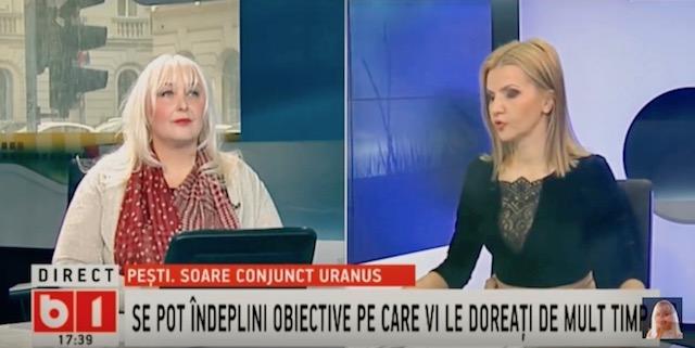 Horoscop 20-27 Aprilie 2019 cu Cristina Hlusak si Alina Badic (Video)
