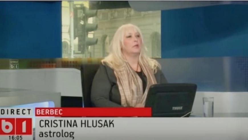 Horoscop 11-18 Mai 2019 cu Cristina Hlusak si Alina Badic (Video)