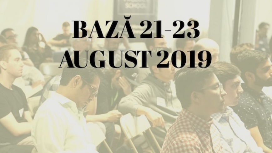 CURS THETAHEALING BAZA 21-23 AUGUST 2019 – PRET PROMOTIONAL