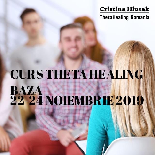 CURS THETAHEALING BAZA 22-24 NOIEMBRIE 2019 – PRET PROMOTIONAL