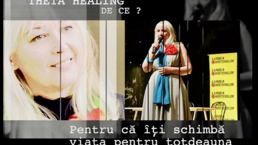 ThetaHealing cu Cristina Hlusak (Video)