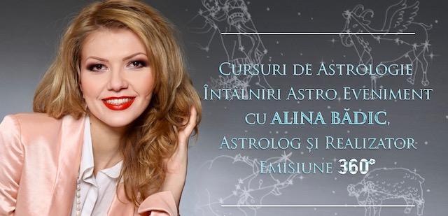 Invata Astrologia cu Alina Badic