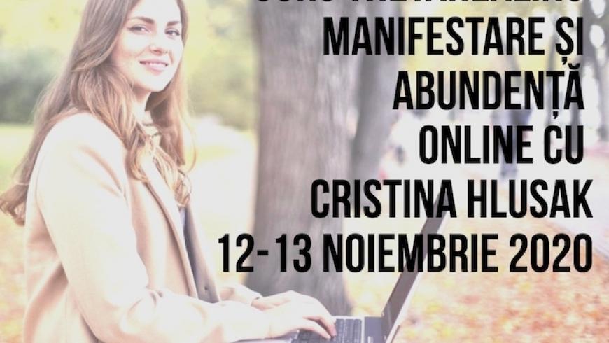 Curs ThetaHealing Manifestare si Abundenta Online 12-13 Noiembrie 2020