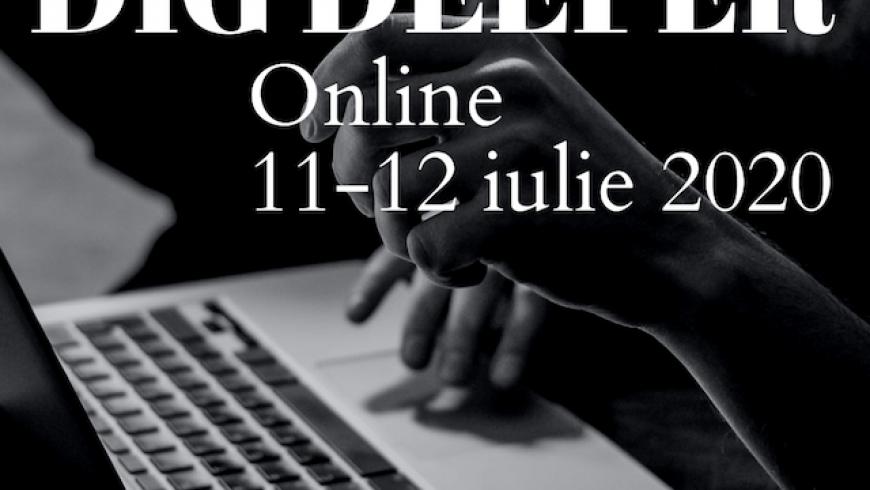 Curs ThetaHealing Dig Deeper Online, 11-12 iulie 2020 – PRET PROMOTIONAL