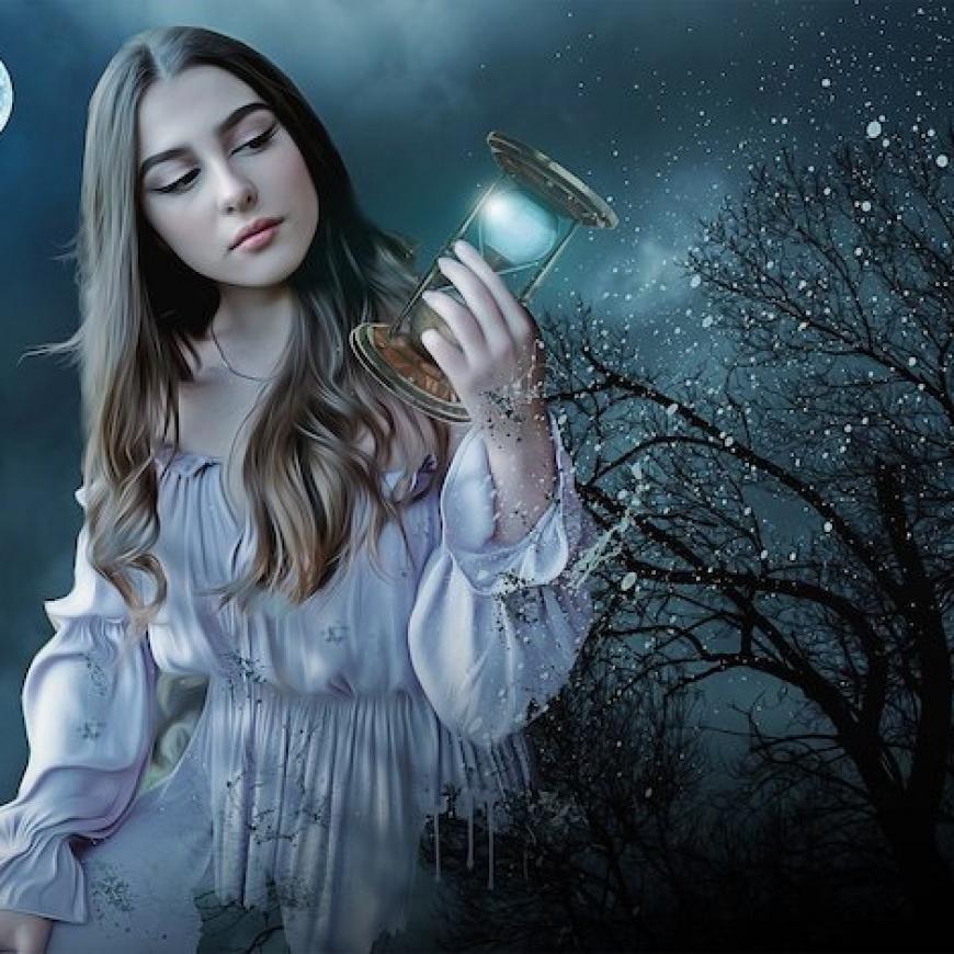 Luna Plină în Taur, 31 octombrie 2020