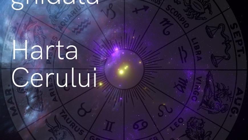 Meditație Ghidată – Harta Cerului