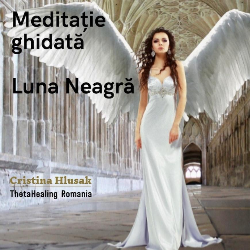 Meditație Ghidată – Luna Neagră