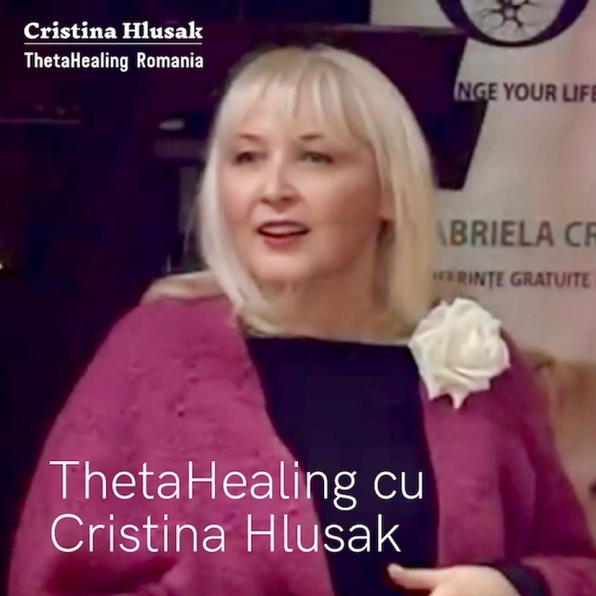 Terapia Energetică Theta Healing Testimoniale (Video)