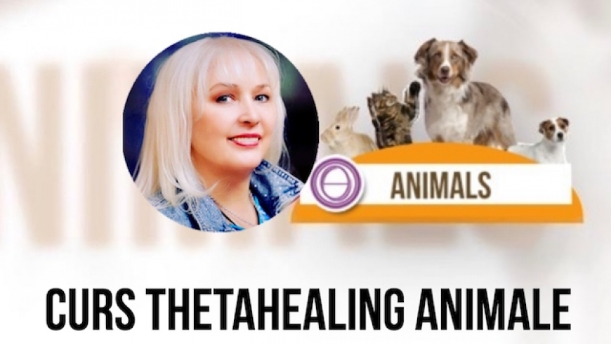 Curs ThetaHealing Animale, 15 Mai 2021