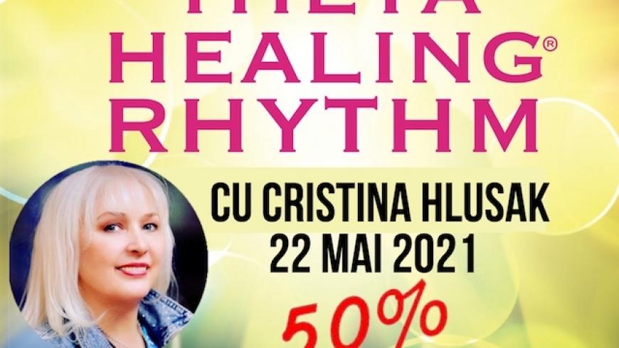 Curs ThetaHealing Rhythm Online 22 Mai 2021