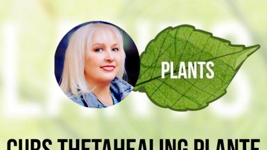 Curs ThetaHealing Plante
