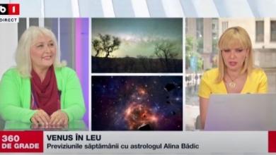 Horoscop 3-10 Iulie 2021 cu Alina Bădic și Cristina Hlusak (Video)