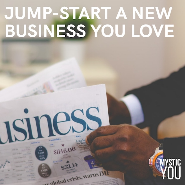 How to Jump-Start a Business You Love
