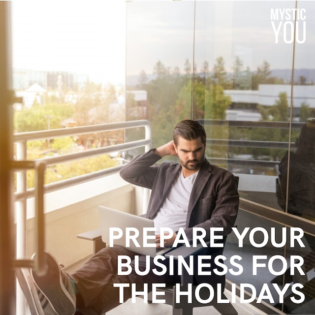 How to Prepare Your Business for the Holidays
