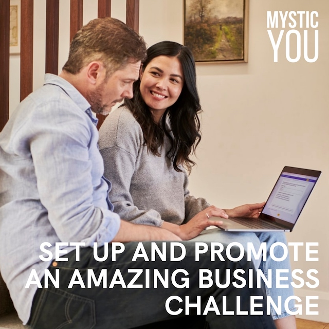How to Set Up and Promote an Amazing Business Challenge