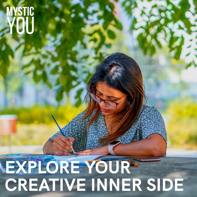 How to Explore Your Creative Inner Side