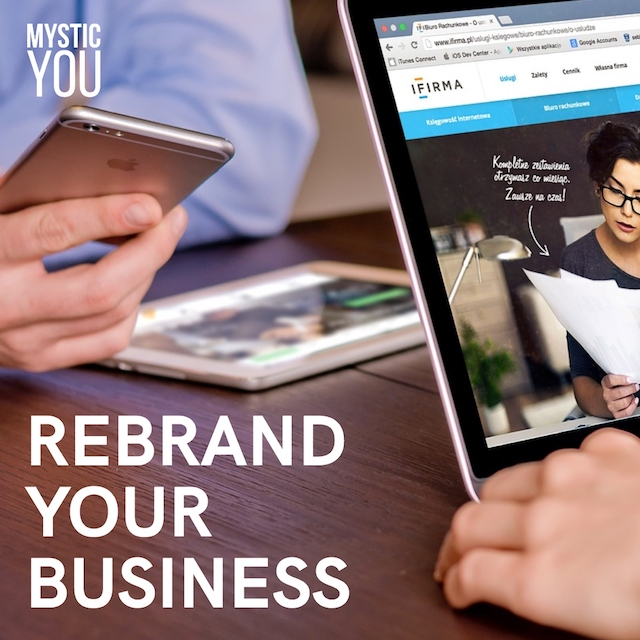 How to Rebrand Your Business