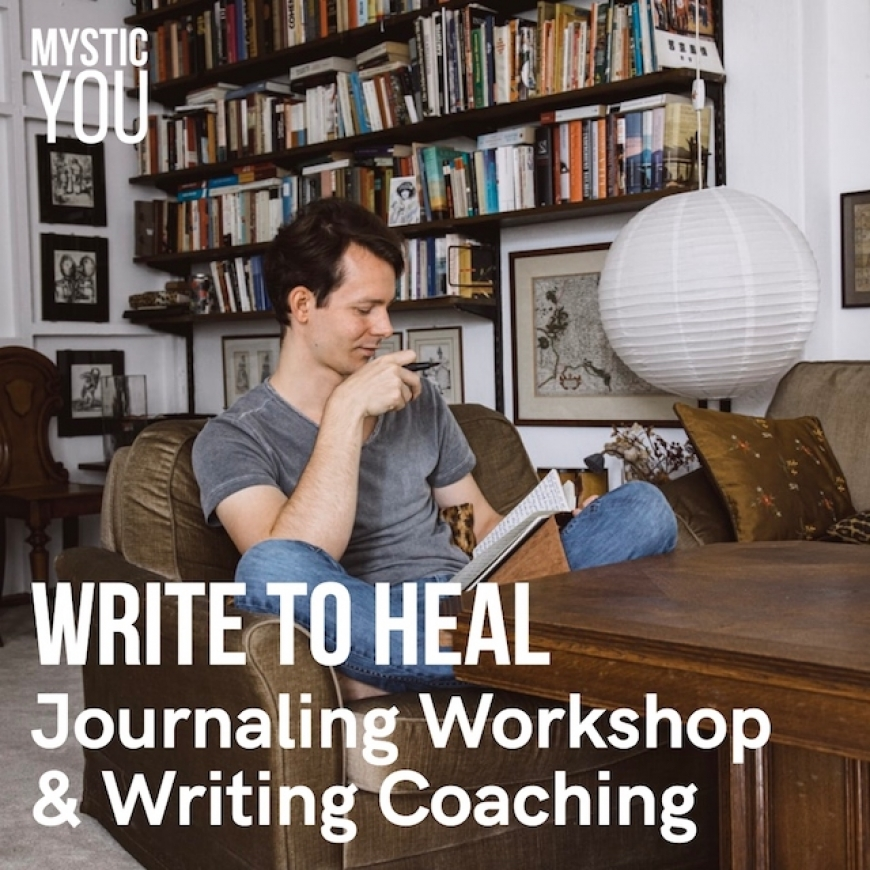 How to Heal Through Journaling