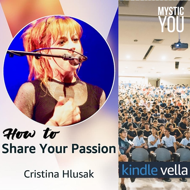 How to Share Your Passion